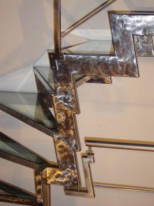 Scale in ferro molato