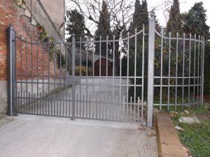 Cancello per ingresso abitazione